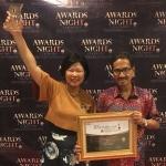 Daily Fresh Water Sabet Penghargaan Bisnis Terbaik Indonesia