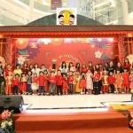 Jelang Imlek, Gracious Preschool & Kindergarten Latih Keberanian Anak