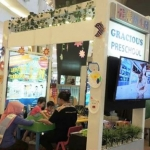 Gracious Preschool & Kindergarten School Ramaikan Education Fair di Summarecon Mal Serpong