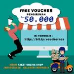 Segera Daftar! NCS Bagikan 1000 Free Voucher Pengiriman