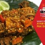 Belum Ada Setahun, Ayam Bebek Pak Boss Sudah Miliki 50 Outlet di Jakarta dan Kota-Kota Besar Lainnya
