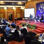 Ngobrol Santai Para Franchisee Biru di National Gathering 2018