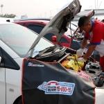 Shop&Drive Pecahkan Rekor Muri Ganti Aki Mobil Terbanyak di Hari Kartini