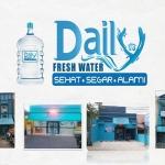 Daily Fresh Water, Solusi Tepat Air Minum Masa Kini