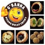 O Banna, Pisang Bulat Crispy yang Manis dan Legit