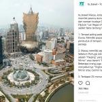 Libur Lebaran, TX Travel Ajak Para Traveler Jelajahi Macau