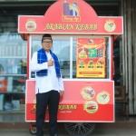 Bang Aji Arabian Kebab Bagi-Bagi Takjil Gratis Selama Ramadhan