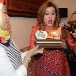 Selamat Ulang Tahun Ibu Levita Supit