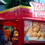 Quick Chicken Makin Dekat Dengan Pelanggan