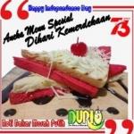 Sambut Kemerdekaan, Sop Durian Durio Tawarkan Menu Bernuansa Merah Putih