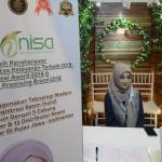 Klinik Kecantikan Ghanisa Berikan Promo Lisensi Fee Rp20 Juta di Pameran IFRA 2018