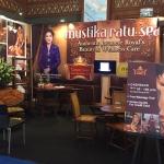 Mejeng di IFRA 2018, Taman Sari Royal Heritage Spa Bernuansa Tradisional Jawa