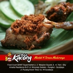 Melahap Pedasnya Laba Kuliner Bebek Kacong