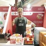 Tahu Jeletot Taisi Unjuk Gigi di Pameran Kreatifood Palembang