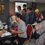 Obrolan Mitra Biru : Antusiasme yang Tinggi dari Peserta Untuk Meraih Untung Besar Menjadi Mitra Biru