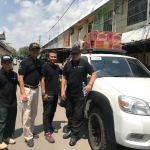 Green Nitrogen Peduli Lombok dan Palu