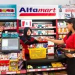 Alfamart Sudah Miliki 13.500 Gerai di Indonesia