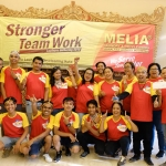 Perkuat Tim yang Solid, Melia Laundry Gelar Employee Gathering di Bali