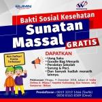 Rumah Sunat dr. Mahdian - PT. Waskita Karya Gelar Sunatan Massal GRATIS!