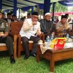Semarak Maulid Nabi SAW, Walikota Depok Bersama Warga Makan 1000 Tahu jeletot Taisi GRATIS