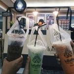 Menyeruput Segarnya Laba dari Lulla Thai Tea