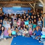 Peduli Sesama, Depo Air Minum Biru Gelar Kegiatan Bakti Sosial