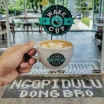 Awalnya Suka 'Ngopi', Kini Buka Bisnis Wake Cup Coffee