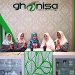 Ghanisa Aesthetic Lebarkan Sayap di Padang