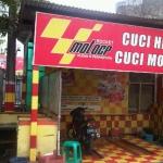 Melirik Potensi Menggiurkan dari Bisnis Cuci Motor Rocket MotoCP
