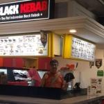 Bisnisnya Sustainable, Pria Ini Sukses Buka 3 Outlet Black Kebab di Solo