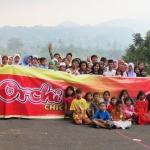 Orchi Chicken Peduli Anak Yatim dan Kaum Dhuafa