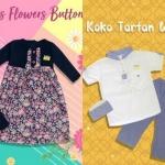 Sambut Ramadhan, Rene Baby Shop Siapkan Baju Koko dan Gamis Muslim