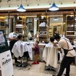 Ixobox dan Goonting Barbershop Pertama yang Gunakan Teknologi Kiosk Machine