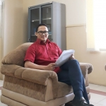 Wisnu Tito Febrika, Sosok Penting di Balik Bang Aji Arabian Kebab