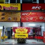 Gerai RFC dan Boyben Siap Manjakan Lidah Pecinta Kuliner di Malang