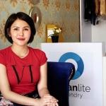Kartini Indonesia, Presenter Cantik Intan Hardja Kini Memulai Bisnis Laundry