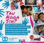 Bantu Anak- anak Kurang Mampu, Yuk Berbagi Bersama Ice Manias