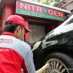 Green Nitrogen Bersama Pertamina Kini Melayani Service Motor & Mobil