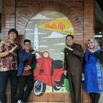 Diresmikan Wakil Bupati Belitung, What's Up Cafe Hadir di Kota Laskar Pelangi