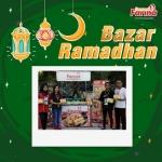 Pempek Farina Hadir di Bazar Ramadhan Masjid Al Akbar Surabaya
