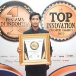 Orchi Black Geprek Sukses Jadi Pertama di Indonesia