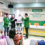 Anjungan Pelayanan Mandiri Raih Penghargaan, Apotek K-24 : Target Kita Hadirkan Pembayaran Elektronik