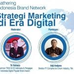 Gelar Seminar Digital Market, Komunitas IBN Majukan Brand Indonesia