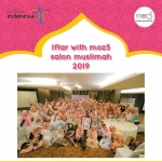 Moz5 salon muslimah 17th Anniversary
