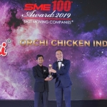 SME 100 Award, Orchi Chicken UMKM yang Berkembang Pesat
