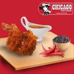Targetkan 320 Outlet, Gurihnya Kemitraan Chicago Fried Chicken