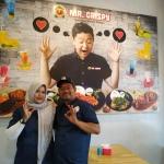Kian Ekspansif, MR. Crispy Buka Cabang Baru di Jl. Raya Kp Utan