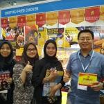 Crispyku Fried Chicken Jadi Sasaran Empuk Investor di FLEI 2019