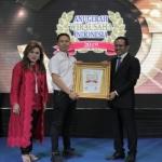 MR. Crispy Raih Rising Business Award 2019 dan Penghargaan AWI untuk Sang Owner