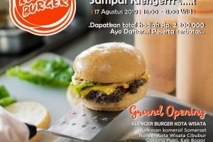 Klenger Burger, The Legend Is Back